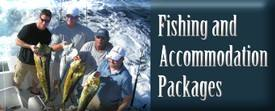 Fishing and accommodation in Cabo San Lucas